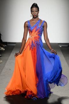 haute couture arancione - Cerca con Google