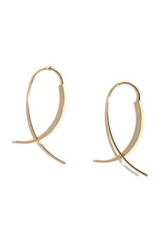 Time Spent Twinkling Gold Threader Earrings