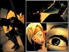 Infinite Crisis #3  #dccomics #batman #dcuniverse #comics #digitalcomics #art #drawing #madefire #motionbooks