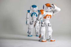 Autism Assisting Robots