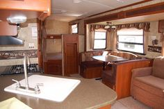 my new travel trailer (before photos)