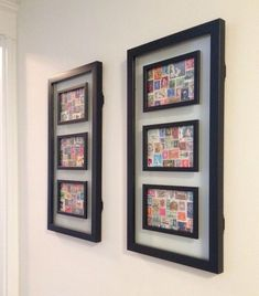 Why buy Old Glory when you probably have stuff around the house to make your own. Frame and Substrate: Old window shutter… Rare Stamps, Vintage Stamps, Art Crafts, Arts And Crafts, Printable Flower, Postage Stamp Art, Home Room Design, Displaying Collections, Scrapbook Paper Crafts