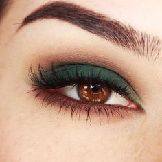 Smokey eyes with Green and Browns makeup tutorial Smokey eyes with Green and Browns makeup tutorial music : Bondax - Giving It All Pro...