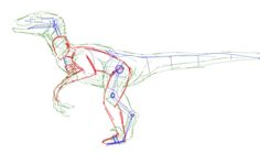 My 'Walking with Dinosaurs'-style Utahraptor costume