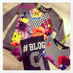 New clothing collection #sweatshirt  #flower #verycool #clothingcollection #shopartonline #accessories #tuttilivoglioni #hashtag #what'syourhashtag#musthave#italianstyle