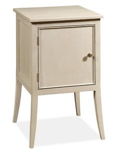 """TF Laura night stands 19""""w x 19""""d x 31""""h in painted finish $1318 each"""
