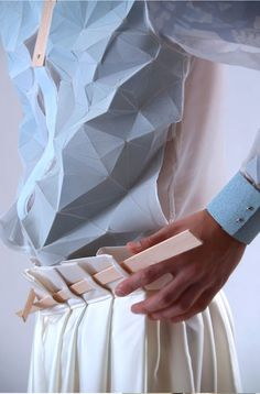 WONG YUNG the Prince of origami | Design Catwalk | Morethanlove