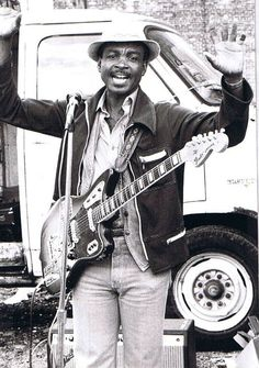 L.V. Banks (October 28, 1932 – May 2, 2011) was a Chicago blues and soul blues guitarist, singer and songwriter. He was a respected club performer in Chicago for many years, before recording two albums for Wolf Records.