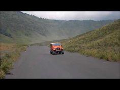 Bromo Trip After Eruption