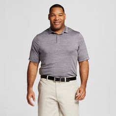 Men's Big & Tall Golf Polo