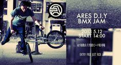 ARES D.I.Y BMX JAM