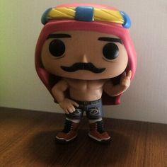 Funko POP WWE Iron Sheik Wrestling Collectable Figure Model Statue No 43