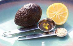Creamy Avocado Salad Dressing | 4 Ingredient Paleo Dressing