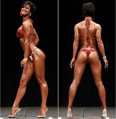 Cristina Vujnich! Amazing Body!