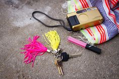 Paradise Key Fob: DIY For the Makers
