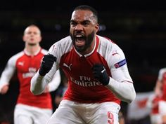 Arsenal forward Alexandre Lacazette: 'I can work with Pierre-Emerick Aubameyang'