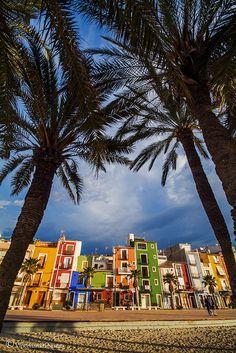Playa del Centro, Spain