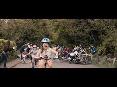 Halfords #getonyourbike EXCLUSIVE - YouTube