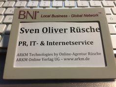 Bin nun Mitglied im #BNI Netzwerk in #Olpe.