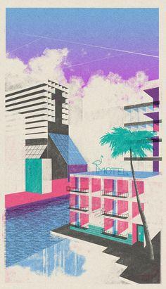 Ilustracion Editorial © Leonie Bos I Singular Graphic Design  #editorialdesign #illustration