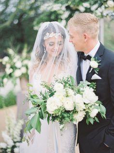 Romantic & Intimate Foodie Wedding Inspiration