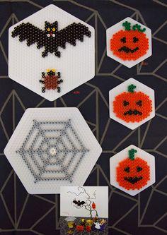 HAMA - Halloween-pumpkin