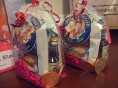 Adult party favors for Pirate Party!
