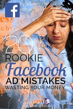 Facebook marketing tips: Want to create the best Facebook ads for your business? Be sure to avoid these 7 newbie mistakes and 13 policy errors to save time and money on your next ad campaign. | #LouiseM #FacebookMarketing #FacebookAds #MarketingTips #FacebookTips #FacebookPages #SMM #SocialMediaMarketing Facebook Marketing Strategy, Social Media Marketing, Business Marketing, Business Tips, Craft Business, Social Networks, Content Marketing, Affiliate Marketing, Online Business
