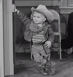 My favorite Andy Griffith Show character - Leon! <3 (Clint Howard)  This is Opie's real brother. He always has a sandwich with him.