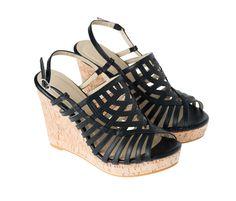 Platform-sandaalit 36,95€ Platform, Wedges, Shoes, Fashion, Moda, Zapatos, Shoes Outlet, Fashion Styles, Fasion