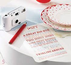 MyMatriMoney - Blog di idee per un matrimonio fai da te: I Spy: il Gioco che Farà Impazzire i Vostri Invita...