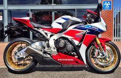 2016 16 reg Honda CBR1000RR Fireblade 1000 Fireblade SP eC-ABS Super Sports…
