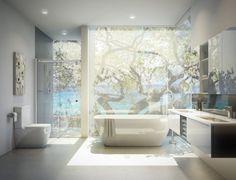 Hot bathroom design trends for 2016