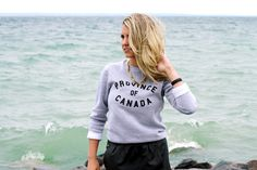 Crewneck Sweater | Province of Canada | Made in Canada | provinceofcanada.com
