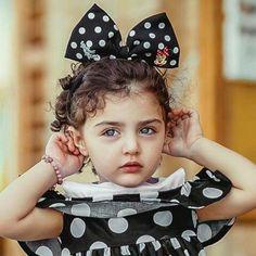 The World Cutest Baby - Anahita Hashemzadeh - My Baby Smiles World's Cutest Baby, So Cute Baby, Cute Little Baby Girl, Cutest Babies Ever, Little Babies, Cute Kids, Cute Babies, Sweet Girls, Cute Baby Girl Photos