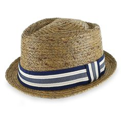 013ac353288 Hats In The Belfry-Broner Venetian Crushable Raffia Pork Pie  39.00 1 14 in  brim 4 in diamond crown