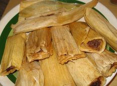 For some time I have wondered if I shoud post this recipe. It is long and hard but so many people have asked for it here it is.If any dish signifies Christmas it's this dish my grandmother would start around the 20 or 21 of Dec, to make these delicious tamales. It was a two day procedure and involved all for us helping her to prepare everything. The results amazing. Now I buy my corn already cooked and ground not like my Mama who would cook the corn two days prior and grind it herself. I…