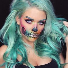 S A M A N T H A RAVNDAHL. @ssssamanthaa SCRIBBLE SKULL ...Instagram photo | Websta (Webstagram)