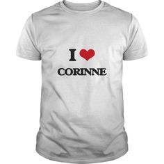 I Love ₩ CorinneGet this Corinne tshirt for you or someone you love. Please like this product and share this shirt with a friend. Thank you for visiting this page.ILoveCorinneCorinneIheartCorinne