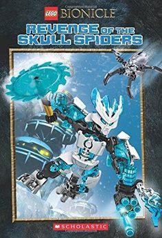 Revenge of the Skull Spiders Lego Bionicle