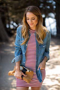 Πώς θα φορέσετε τις ρίγες; | μοδα , συμβουλές μόδας | ELLE