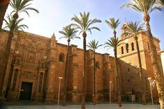 #Catedral de Almería (España)