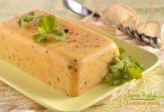 Terrine aux lentilles corail et carottes, recette - Vegan Pratique