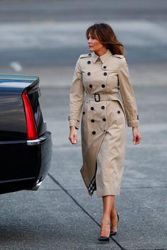 Confira os looks de Melania Trump: a estilosa primeira dama