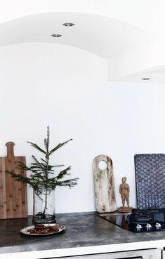 Nordisk stil: Jul i naturens blide farver - Boligliv