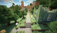 Mansion Adventure Map para Minecraft 1.3.2