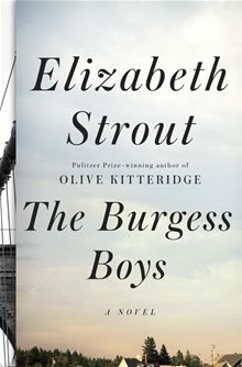 """Elizabeth Strout """"animates the ordinary with an astonishing force,"""" wrote The New Yorker on the publication of her Pulitzer Prize–winning Olive Kitteridge. The San Francisco…  read more at Kobo http://www.kobobooks.com/ebook/The-Burgess-Boys/book-dPrt2J_evkatj438tvi6Xg/page1.html #ebooks"""