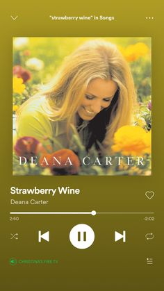 Deana Carter, Country Playlist, Music Wall, Me Me Me Song, Country Music, Therapy, Wallpapers, Songs, My Love