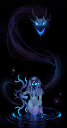 Génial Aucun coût league of legends anime Astuces Dark Fantasy Art, Fantasy Kunst, Lol League Of Legends, Fan Art, Character Inspiration, Character Art, Dragon Art, Furry Art, Mythical Creatures