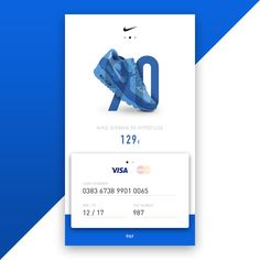 #002Second day at my #dailyui challenge. challenge for today: Credit card checkoutFor more desigs: https://dribbble.com/timovaknar